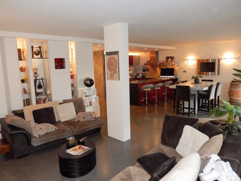 Grand appartement neuf et contemporain à vendre au centre ville d'Annemasse