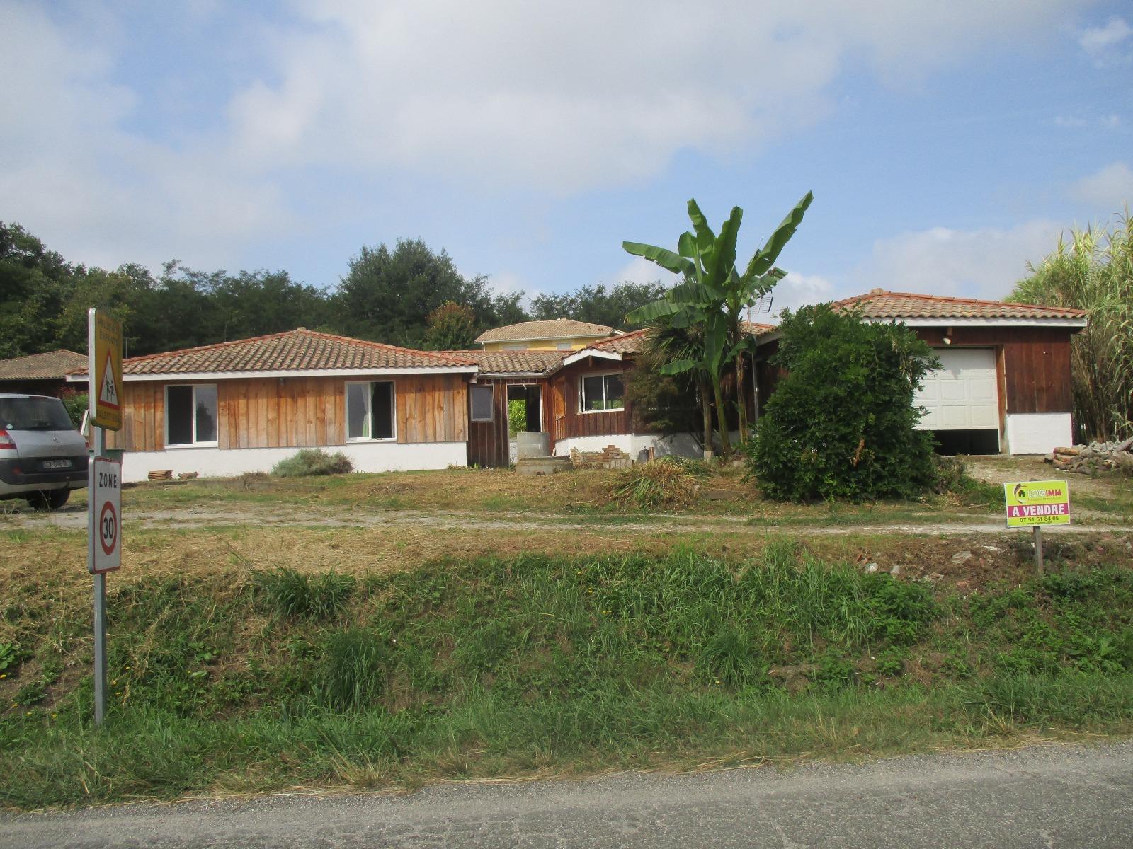 Maison a ossature bois de 130 m2 logimm immobilier for Budget construction maison 130 m2