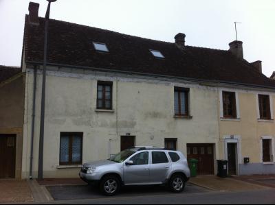 Vente NOGENT LE ROTROU, Maison de ville 86 m² - 3 pièces