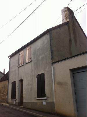 Vente BELLEME, Maison de ville 84 m² - 3 pièces