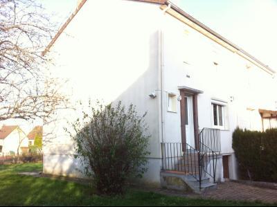 Vente NOGENT LE ROTROU, pavillon 83 m² - 4 pièces