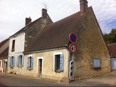 Vente SOUANCE AU PERCHE, maison de village 109 m² - 6 pièces