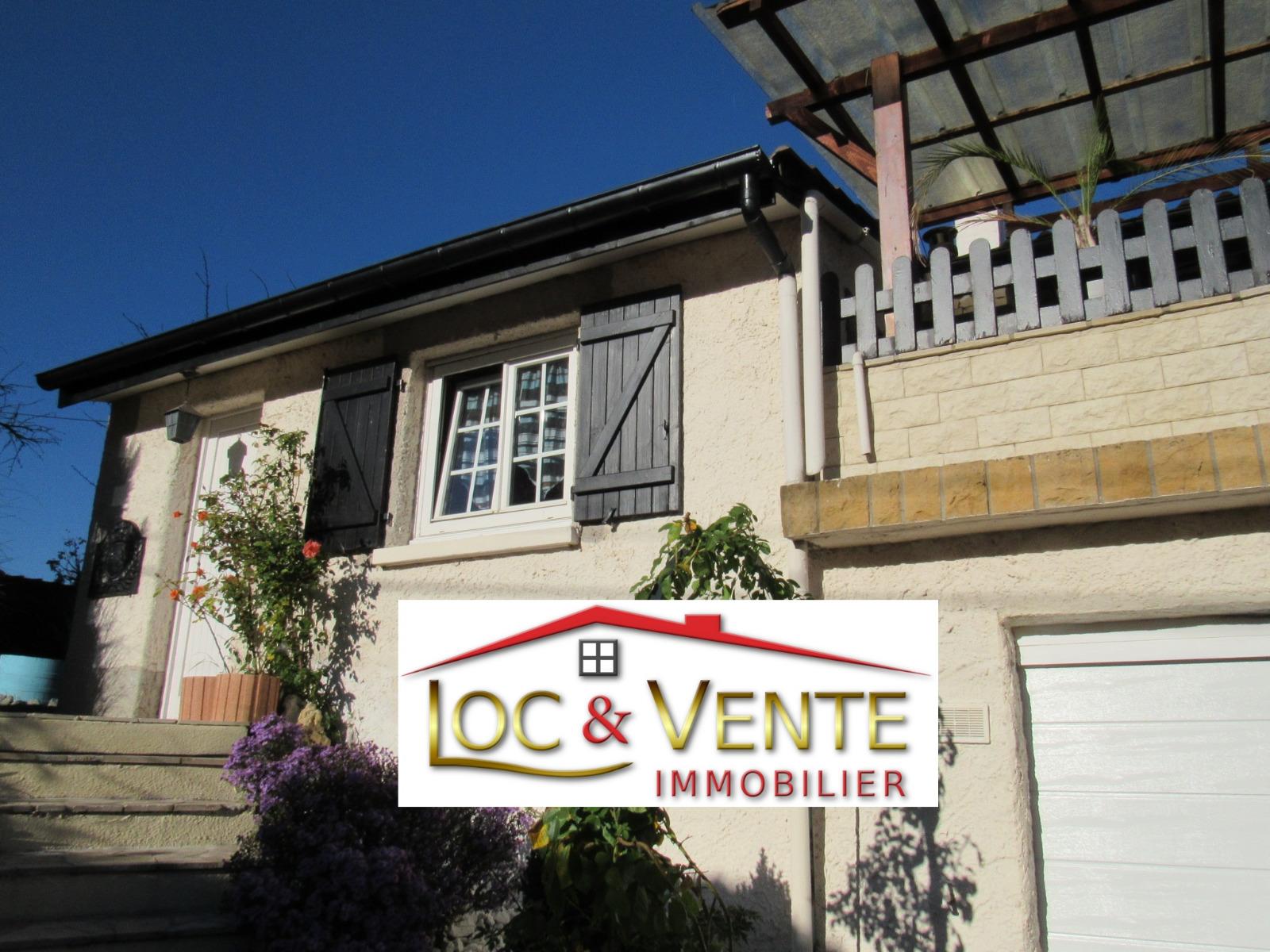 Vente metz maison 170 m habitation f6 1 studio 1f1 for Vente habitation