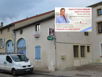 Vue: Appartement F6 Gandrange, GANDRANGE - LOCATION - Appartement F6