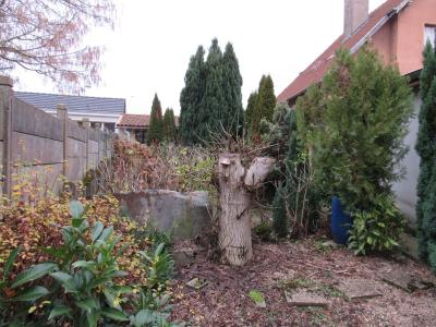 Vue: Vente maison avec garage et jardin à Gandrange, MAISON F3 GANDRANGE