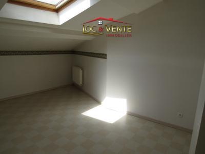 Vue: 2ème chambre, Location GANDRANGE, Appartements 90 m� - 4 pi�ces