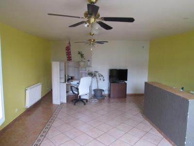 Vue: Salon / salle à manger, Location GANDRANGE, Appartements 89 m� - 2 chambres - jardin 72 m