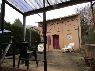 Vue: maison à vendre 57250 - Terrasse, A vendre maison MOYEUVRE GRANDE