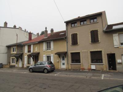 Vue: Maison à vendre à MOYEUVRE GRANDE, A vendre maison MOYEUVRE GRANDE