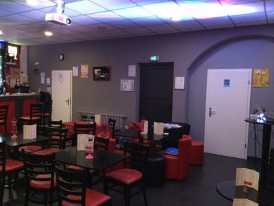 Vue: Café bar brasserie refait à neuf, Vall�e de la Fensch : Caf�, Brasserie, Club karaok�