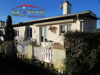 Vue: Belle prestation maison F7 + terrasse + garage 2 voitures + jardin 375m2, Vente MOYEUVRE GRANDE, Maion 150 m� - 7 pi�ces