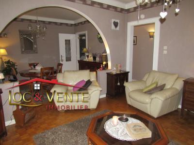 Vue: Salon, Vente MOYEUVRE GRANDE, Maion 150 m� - 7 pi�ces