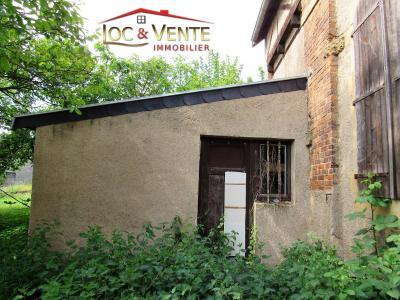 Vue: Cave de 5,22 m², Vente RICHEMONT, a r�nover belle b�tisse de style 107 m�