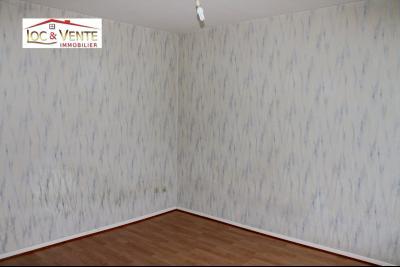 Vue: Chambre de 11m², Appartement F1 situ� au Rez-de-Chauss�e (Malancourt)