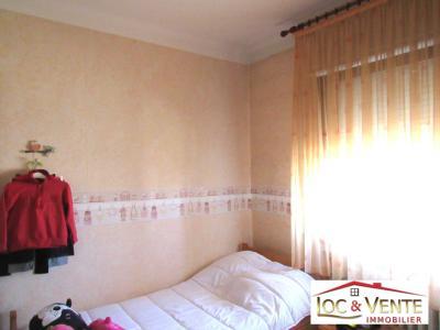 Vue: Chambre 2 de 11m², Vente TALANGE, Appartements 72 m� - 2 chambres