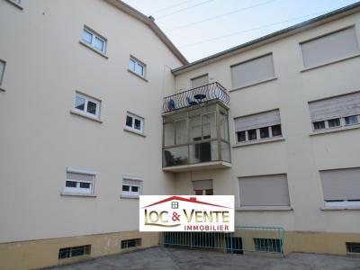Vue: Appartement F3 de 72m² avec loggia, Vente TALANGE, Appartements 72 m� - 2 chambres