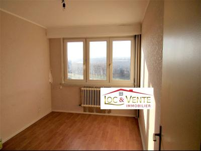 Vue: Chambre 2 - 9,88m², Vente THIONVILLE, Appartement 58 m� - 2 chambres