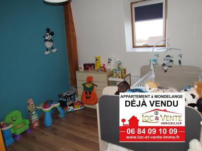 Vente MONDELANGE, Appartements 65 m� - 3 pi�ces