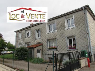 Vue: Ensemble immobilier entièrement clôturé, Vente FAMECK, Appartement en rez de jardin - 2 chambres + jardin