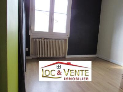 Vue: 2 Chambres 10m² et 10.30m², Vente FAMECK, Appartement en rez de jardin - 2 chambres + jardin