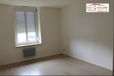 Vue: Chambre 1, Appartement F3 de 57m� - Parking + Cave (Malancourt)