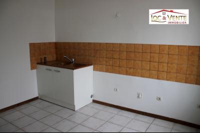 Vue: Cuisine, Appartement F3 de 52m� + cave (Malancourt)