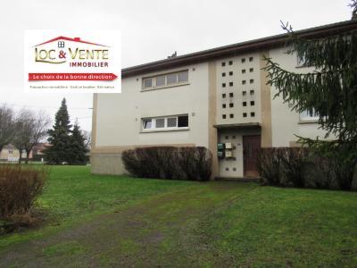 Vue: Petite copropriété de 4 logements, Location GANDRANGE, Appartements 80 m� - 4 pi�ces