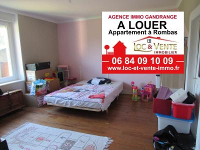 Location ROMBAS, Appartements 108 m� - 4 pi�ces