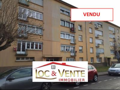 Vue: Immobilier Clouange : Salon, Immobilier CLOUANGE (57185) Appartement