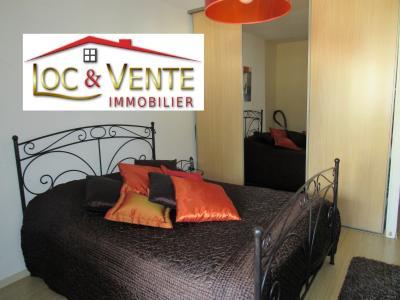 Vue: Chambre, Vendu ROMBAS, Appartements 3 chambres - 98m2 + Terrasse