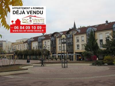 Vendu ROMBAS, Appartements 3 chambres - 98m2 + Terrasse