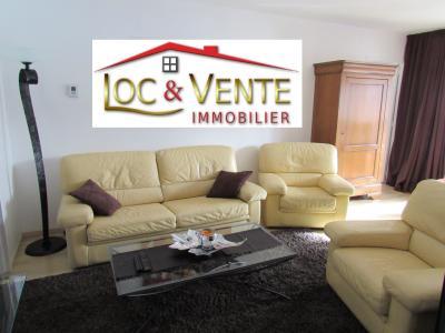 Vue: Sejour traversant de 22m² (Salon / Salle à manger ), Vendu ROMBAS, Appartements 3 chambres - 98m2 + Terrasse