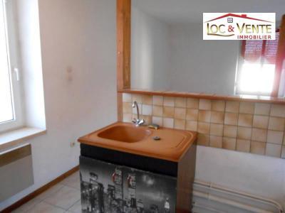 Vue: Cuisine de 5,42m2, Appartement Duplex de 48,52m� avec parking (Malancourt)
