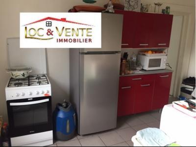 Vue: Rdc : cuisine, Maison de 3 appartements F3