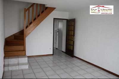 Vue: Appartement Duplex - 52m², Immeuble de 4 appartement(s) de 191m�