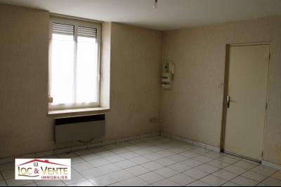 Vue: Appartement en RDC - 34m², Immeuble de 4 appartement(s) de 191m�