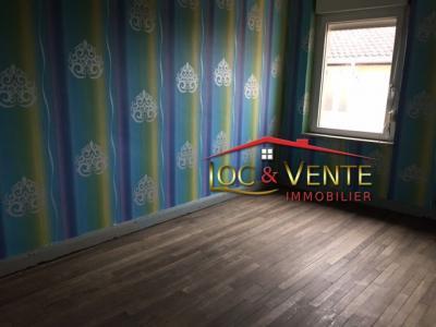 Vue: Appartement 57190 FLORANGE, Immeuble -  FLORANGE - 3 appartement(s) A R�NOVER