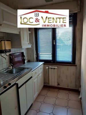 Vue: Maison 10 pièces, Maison - Immeuble -  VITRY SUR ORNE - Appartement(s) + local commercial