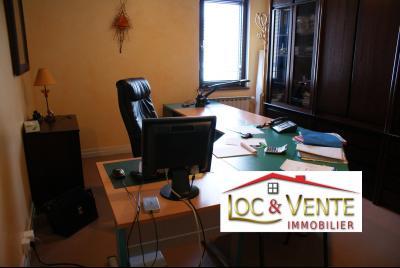 Vue: Locaux pour inestisseur ou maison grande famille, Maison - Immeuble -  VITRY SUR ORNE - Appartement(s) + local commercial