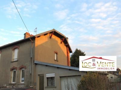 Vue: Maison à vendre Bouligny 89m², Maison BOULIGNY de 3 pi�ce(s) sur 89 m� env.