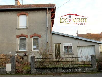 Vue:  Maison F3 + Jardin + Grenier aménageable, Maison BOULIGNY de 3 pi�ce(s) sur 89 m� env.