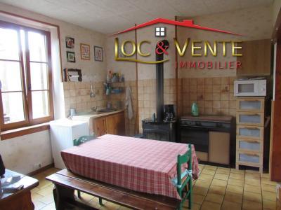 Vue: Vente maison Gandrange : Cuisine, Vente GANDRANGE, Maison 70 m� - 2 chambres - Terrasse - jardin - garage