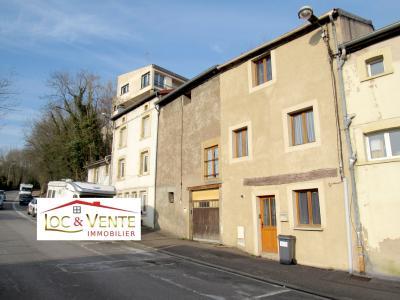 Vue: Maison avec jardin de 90m², Vente Val de Briey, Maison sur 3 plateaux de 40m�