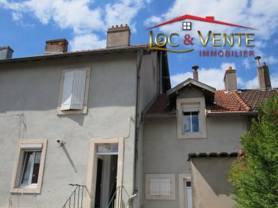 Vue: LOCATION Moyeuvre Grande 57250, Location Maison Moyeuvre Grande - 2 chambres - jardin clos