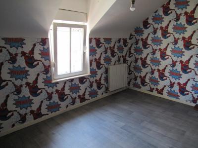 Vue: Chambre, Location Maison Moyeuvre Grande - 2 chambres - jardin clos