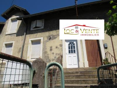 Vue: En exclusivité Maison 2 chambres -jardin- terrasse, Vente MOYEUVRE GRANDE, Maison 73 m� - 3 pi�ces - 2 chambres