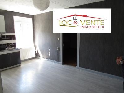Vue: Grande cuisine (chauffage individuel au gaz), Vente MOYEUVRE GRANDE, Maison 73 m� - 3 pi�ces - 2 chambres