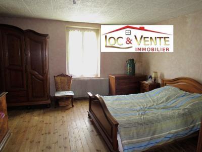 Vue: Chambre 2 de 22,82m², Vente CLOUANGE, Maison F5 de 121m� env. ? 3 chambres + garage