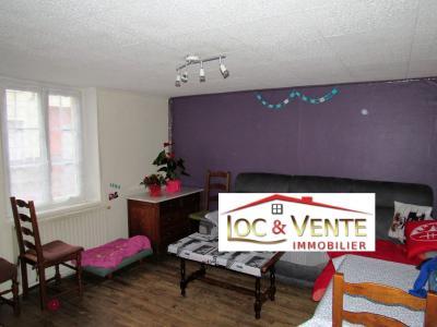 Vue: Salon séjour : 15,19 m², Vente CLOUANGE, Maison F5 de 121m� env. ? 3 chambres + garage