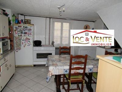Vue: Cuisine de 14,48m², Vente CLOUANGE, Maison F5 de 121m� env. ? 3 chambres + garage